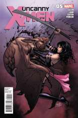 Uncanny X-Men (2011-2012) #5 Variant A
