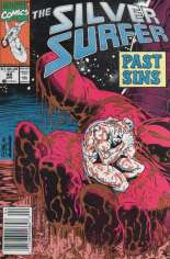 Silver Surfer (1987-1998) #48 Variant A: Newsstand Edition