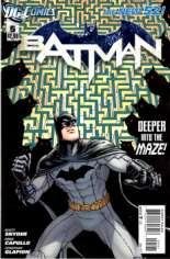 Batman (2011-2016) #5 Variant C: 1:5 Variant