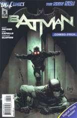 Batman (2011-2016) #5 Variant E: Combo Pack
