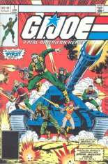 G.I. Joe (1982-1994) #1 Variant C: 3-Pack Reprint Packaged w/ Baroness, Cobra Commander and Cobra Trooper
