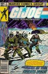 G.I. Joe (1982-1994) #2 Variant A: Newsstand Edition