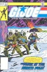 G.I. Joe (1982-1994) #2 Variant E: 3-Pack Reprint Packaged w/ Snake-Eyes, Scarlett and Tracker Kwinn