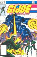 G.I. Joe (1982-1994) #3 Variant D: 3-Pack Reprint Packaged w/ Stalker, Double Clutch and General Abernathy