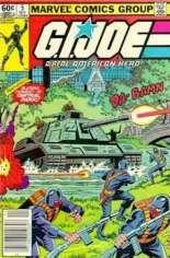 G.I. Joe (1982-1994) #5 Variant A: Newsstand Edition