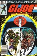 G.I. Joe (1982-1994) #6 Variant A: Newsstand Edition