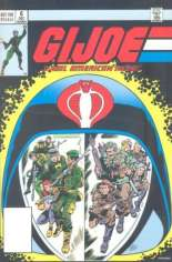 G.I. Joe (1982-1994) #6 Variant D: 3-Pack Reprint Packaged w/ Daina, Colonel Brekhov and Schrage