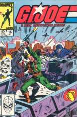 G.I. Joe (1982-1994) #16 Variant B: Direct Edition