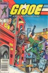 G.I. Joe (1982-1994) #17 Variant A: Newsstand Edition