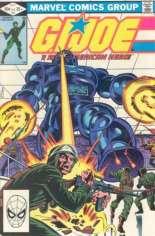 G.I. Joe (1982-1994) #3 Variant B: Direct Edition; Diamond Price Block