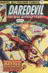 Daredevil (1964-1998) #132 Variant C: UK Edition