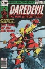 Daredevil (1964-1998) #156 Variant B: UK Edition
