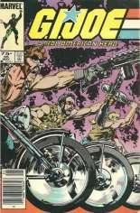 G.I. Joe (1982-1994) #35 Variant A: Newsstand Edition