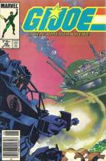 G.I. Joe (1982-1994) #36 Variant A: Newsstand Edition