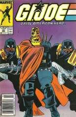 G.I. Joe (1982-1994) #69 Variant A: Newsstand Edition