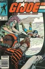 G.I. Joe (1982-1994) #71 Variant A: Newsstand Edition