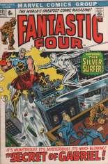 Fantastic Four (1961-1996) #121 Variant B: UK Edition