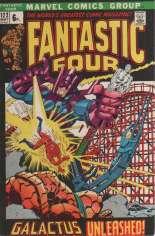 Fantastic Four (1961-1996) #122 Variant B: UK Edition