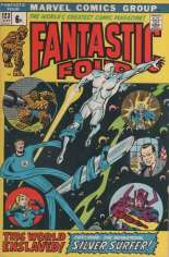 Fantastic Four (1961-1996) #123 Variant B: UK Edition