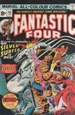 Fantastic Four (1961-1996) #155 Variant B: UK Edition