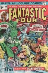 Fantastic Four (1961-1996) #156 Variant B: UK Edition
