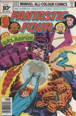 Fantastic Four (1961-1996) #173 Variant C: UK Edition