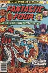 Fantastic Four (1961-1996) #175 Variant B: UK Edition
