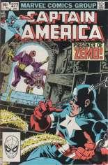 Captain America (1968-1996) #277 Variant B: Direct Edition