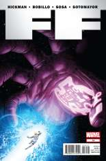 FF (2011-2012) #14 Variant A