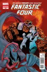 Fantastic Four (2012) #602 Variant B: Venom Variant