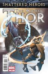 Mighty Thor (2011-2012) #10 Variant A
