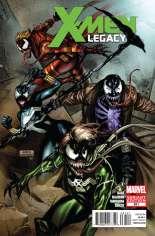 X-Men: Legacy (2008-2012) #261 Variant B: Venom Cover