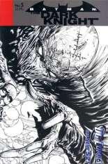 Batman: The Dark Knight (2011-2014) #5 Variant B: Sketch Cover