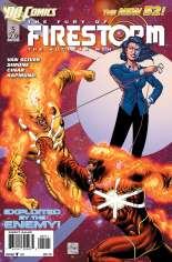 Fury of Firestorm: The Nuclear Men (2011-2013) #5