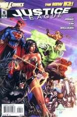 Justice League (2011-2016) #5 Variant C: 1:20 Variant