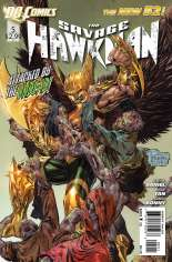 Savage Hawkman (2011-2013) #5