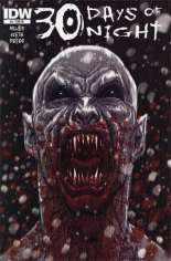 30 Days of Night (2011-2012) #4 Variant C: Incentive Cover