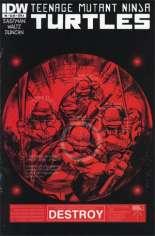 Teenage Mutant Ninja Turtles (2011-2021) #6 Variant A