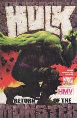 Incredible Hulk (2000-2008) #34 Variant B: HMV Promo