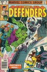 Defenders (1972-1986) #85 Variant A: Newsstand Edition