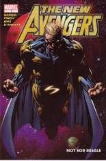 New Avengers (2005-2010) #3 Variant C: Marvel Legends Giant-Man Series Reprint Packaged w/ Sentry