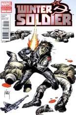 Winter Soldier (2012-2013) #1 Variant B: 1:25 Variant