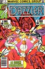 Dazzler (1981-1986) #4 Variant A: Newsstand Edition