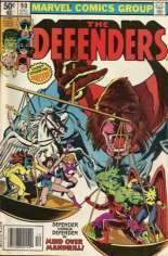 Defenders (1972-1986) #90 Variant A: Newsstand Edition