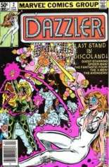 Dazzler (1981-1986) #2 Variant A: Newsstand Edition