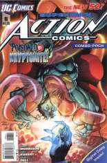 Action Comics (2011-2016) #6 Variant D: Combo Pack