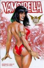 Vampirella Monthly (1997-2000) #4 Variant D: Gold Edition