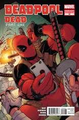 Deadpool (2008-2012) #50 Variant C: 1:50 Variant