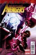 Avengers (2010-2012) #Annual 1 Variant B: 2nd Printing