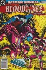 Batman (1940-2011) #Annual 17 Variant A: Newsstand Edition